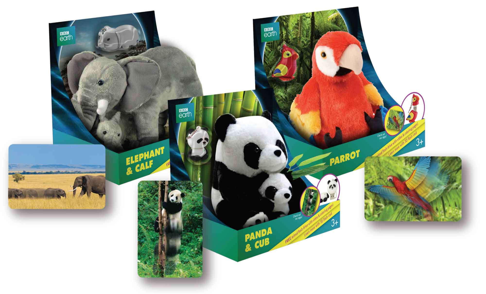 The BBC Earth brand of children's toys, science activities and equipment are designed to make the learning experience fun.