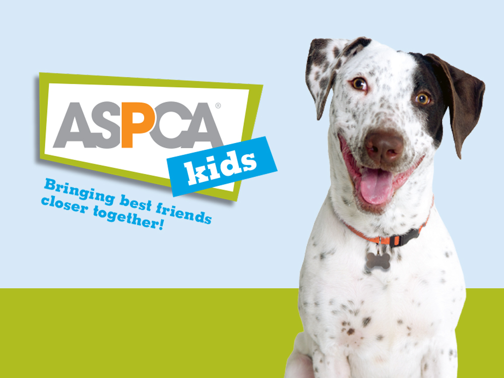 ASPCA Kids : integrated communication marketing that brings best friends closer together