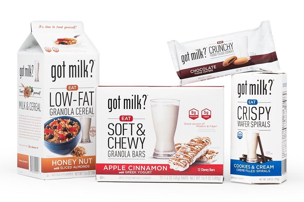 got milk? packaging