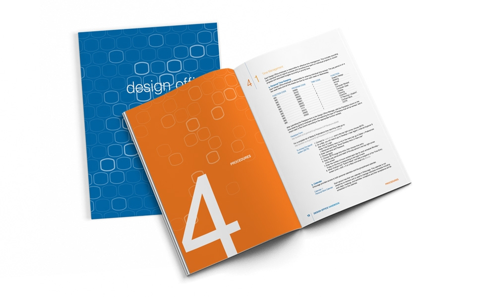 IRS Design Office Employee Handbook