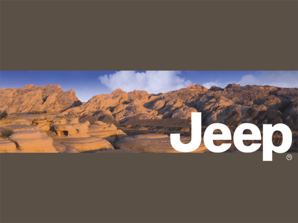 Jeep brand extension image
