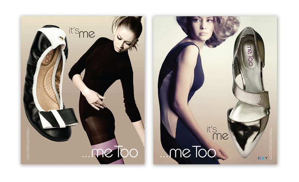 "...me too ""it's me"" advertising campaign"