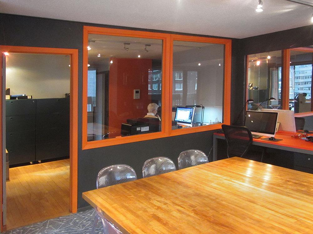 The Future Hunters : office interiors