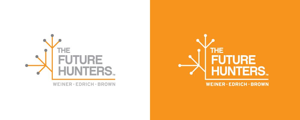 identity/logo | The Future Hunters