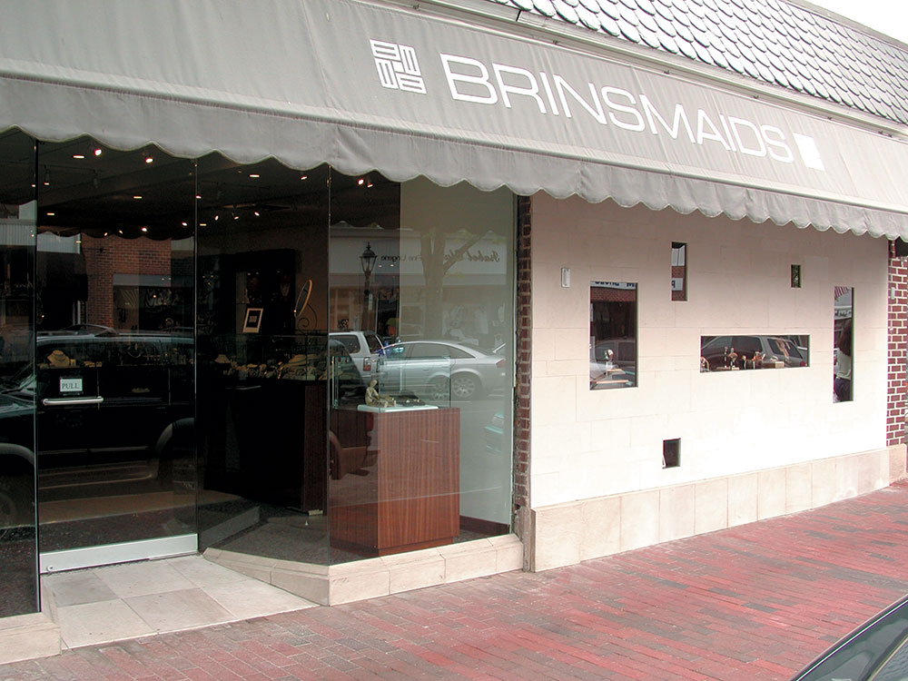 Brinsmaids Fine Jewelers, New Caanan, CT