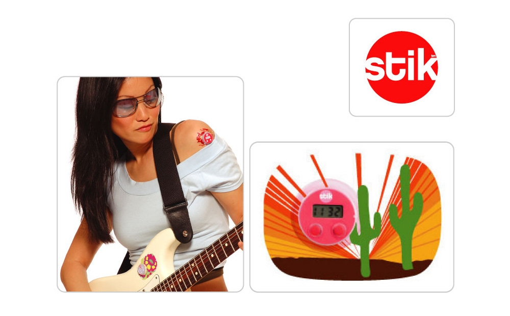 stik branding and patented product design : alternatives : branding and design agency based in nyc