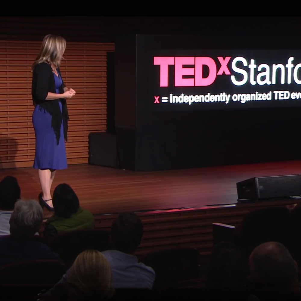 Margot Gerritsen for TEDxStanford