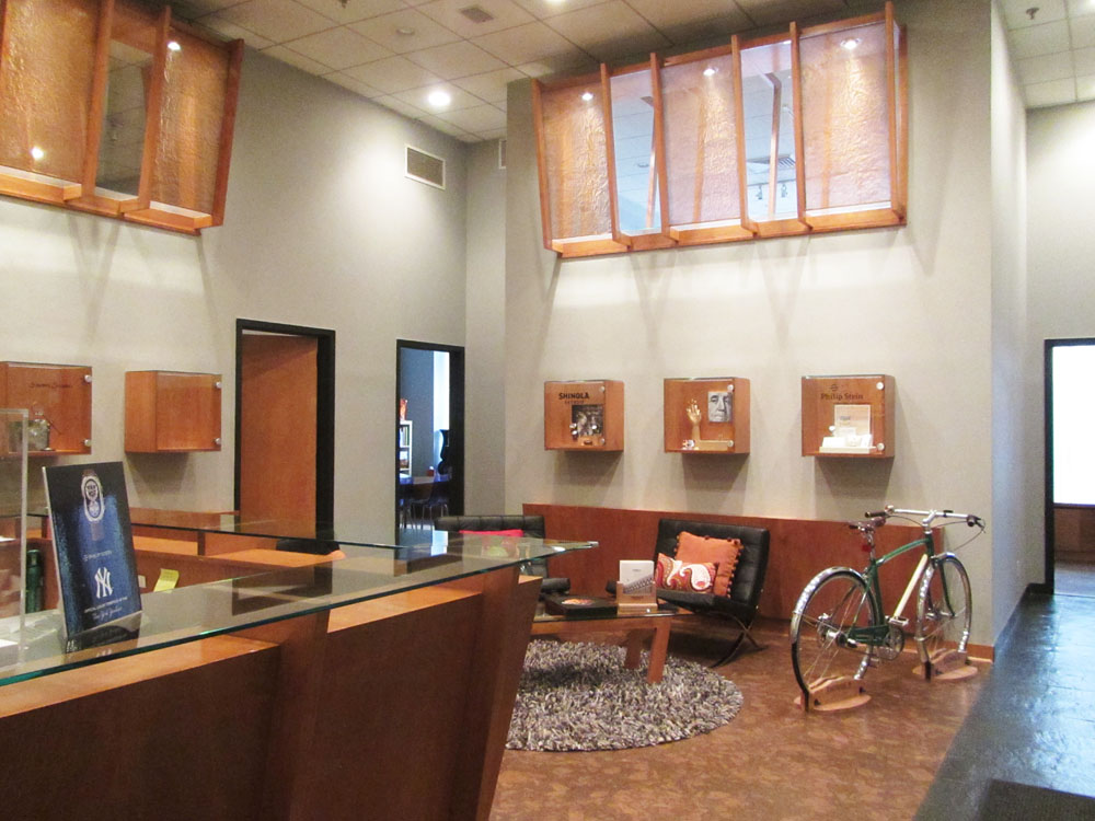 ViewPoint showroom interiors