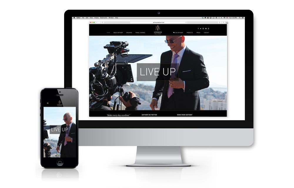 Anthony Melchiorri website