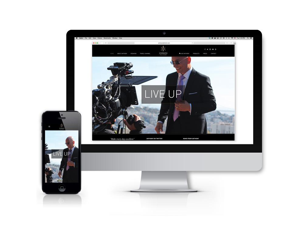 Anthony Melchiorri website : alternatives : branding and design agency based in nyc