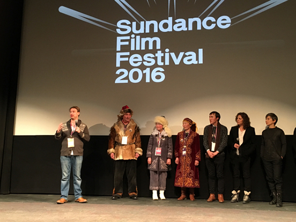 The Eagle Huntress, Sundance Film Festival 2016
