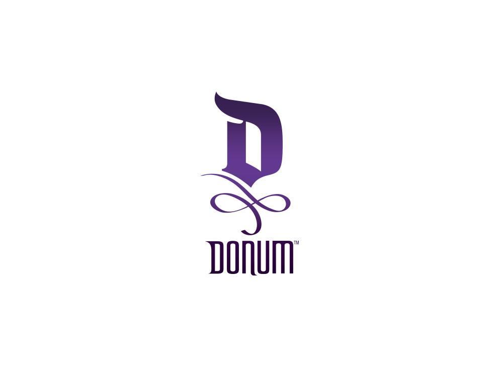 DONUM Brand Identity : alternatives : branding and design agency based in nyc