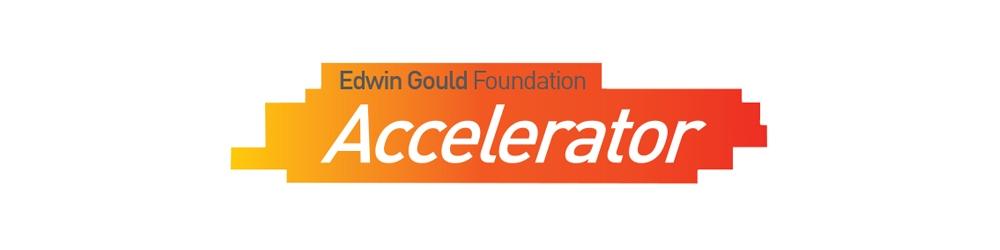 Accelerator logo and branding