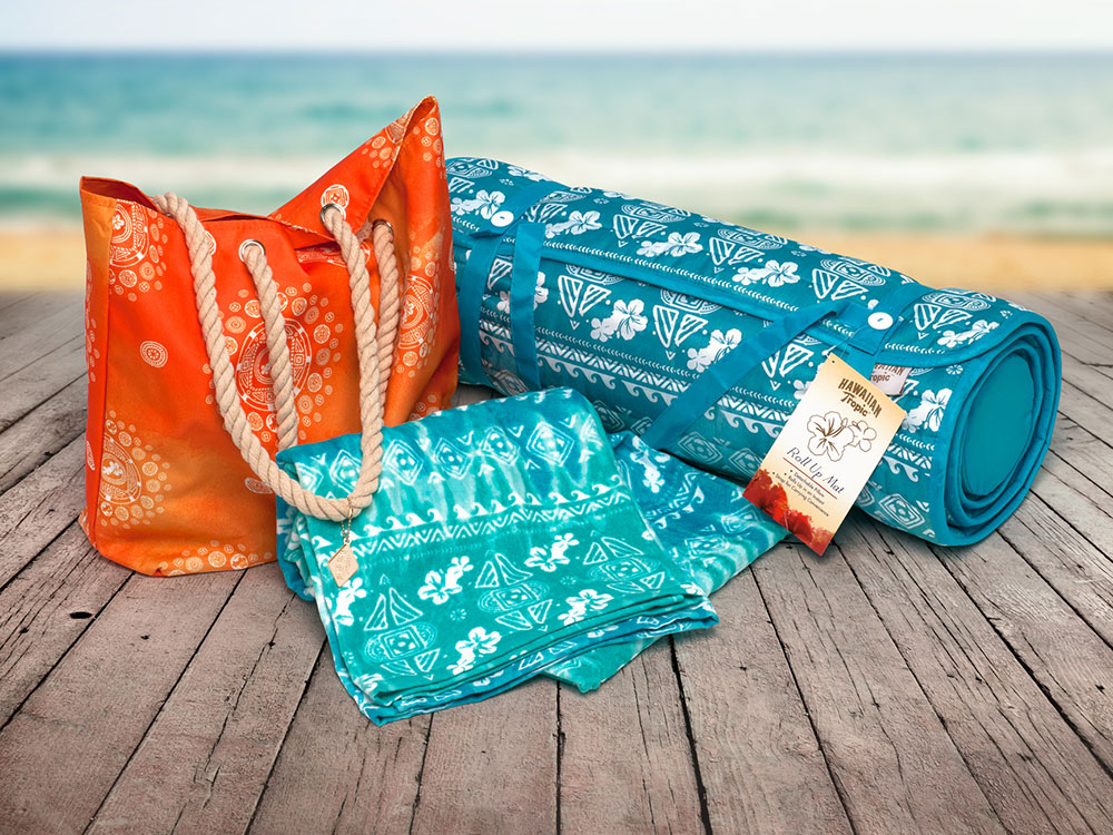 Hawaiian Tropic : crafting experiences that awakens the senses and transports you to a beautiful place