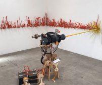 Kiel Johnson Laser Sculpture