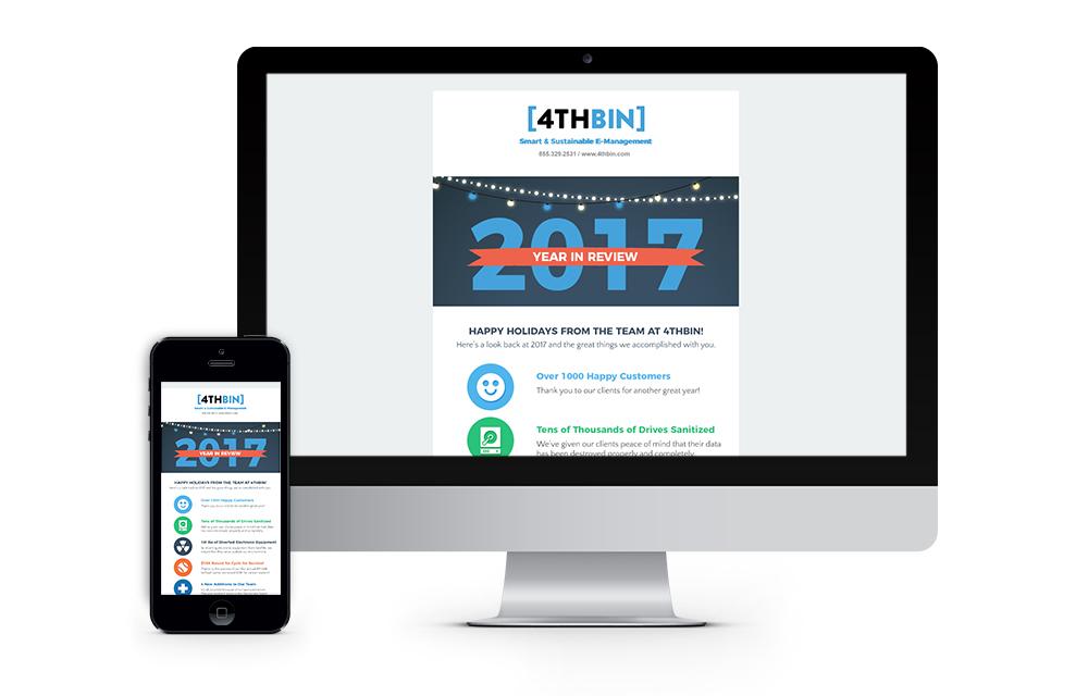 4THBIN Marketing Campaign