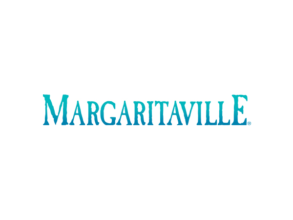 Margaritaville | logo system options that allow customization for a range of applications and product categories