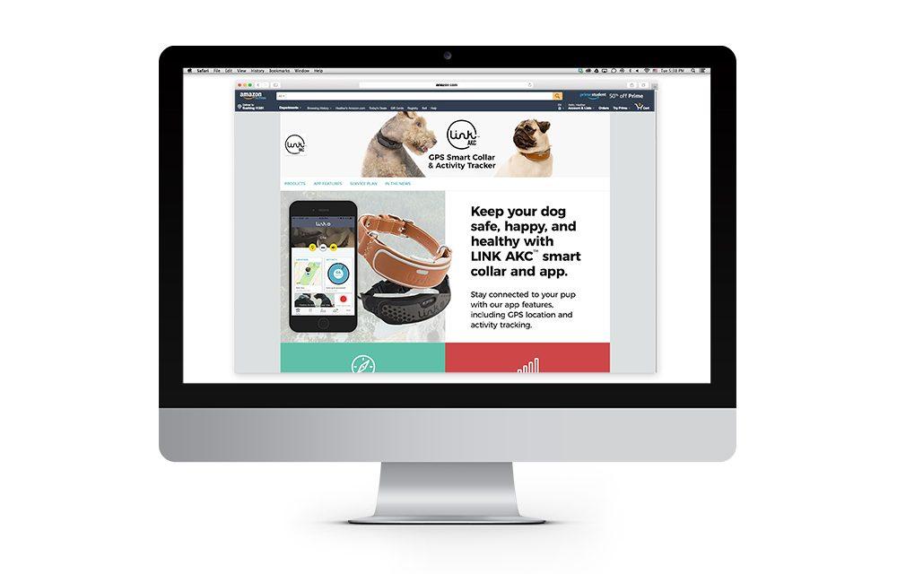 LINK AKC Amazon Storefront Design