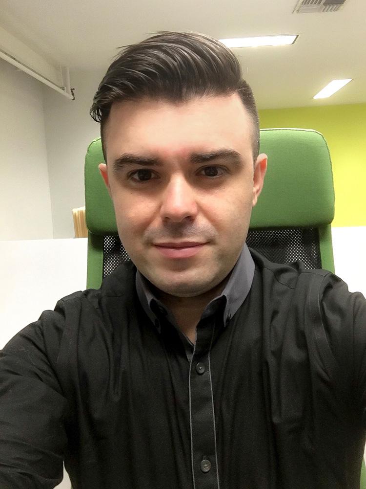 Daniel Acacio | Digital Project Manager : alternatives team member