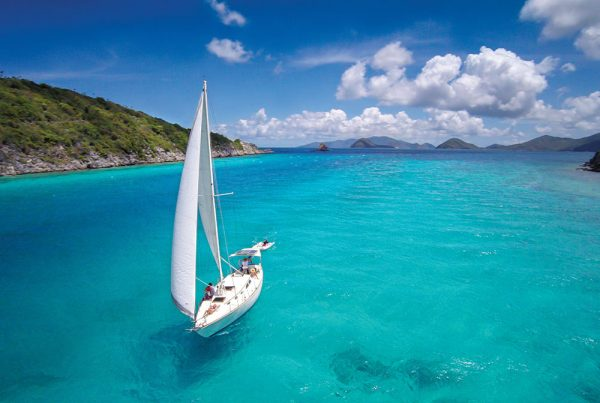 British Virgin Islands Tourist Board : supporting the BVI image and facilitating the quality and development of tourist areas