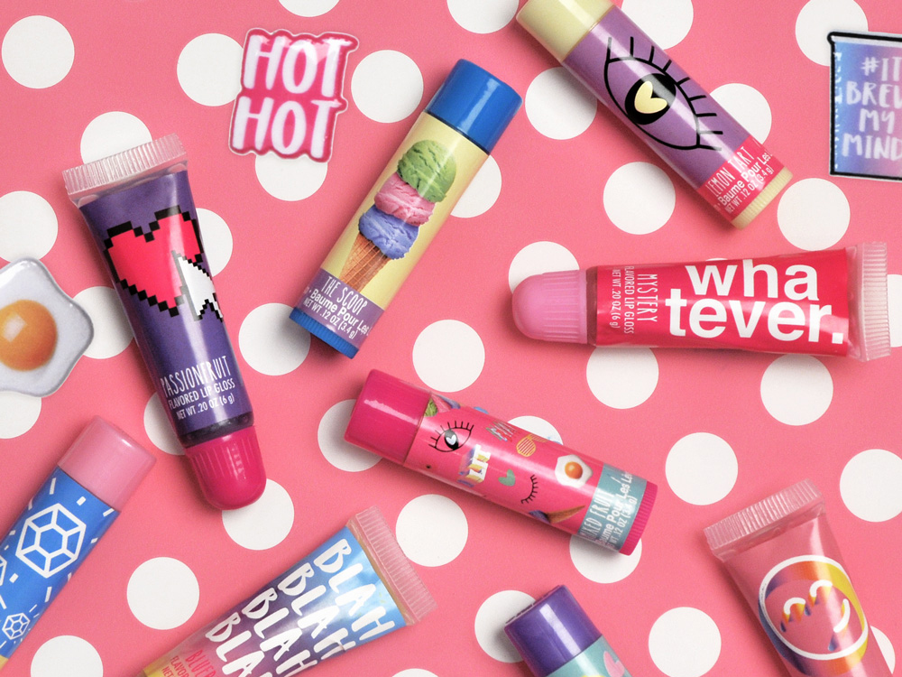 Taste Beauty : branding for boutique manufacturer and marketer of innovative, high quality beauty products